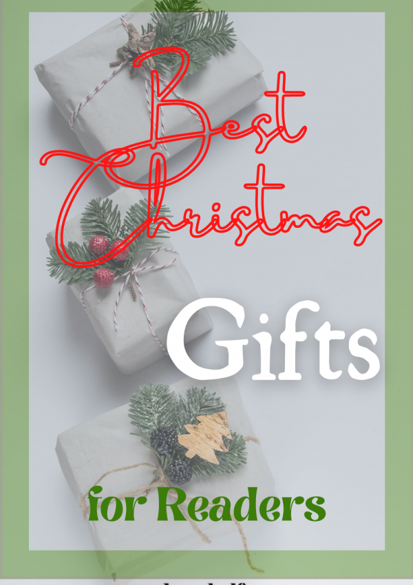 Best Christmas Gifts for Readers