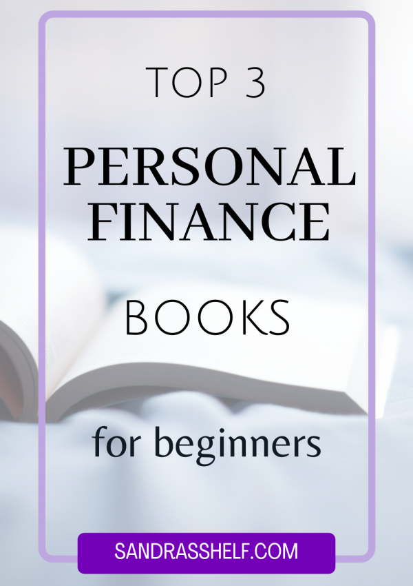 Top 3 Personal Finance Books for Beginners