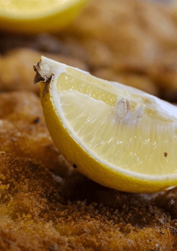 Simple Keto Chicken Schnitzel Recipe