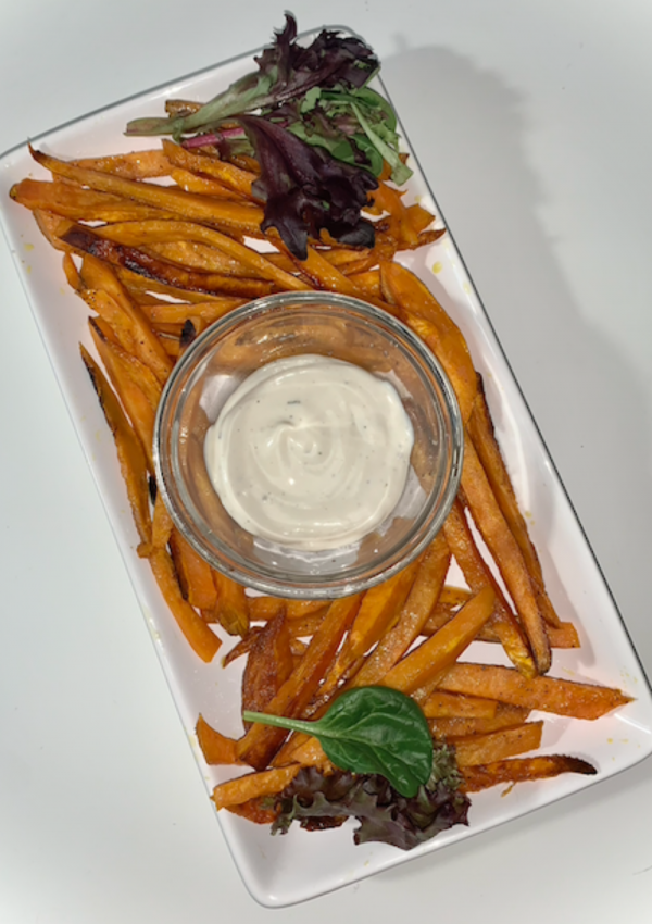 How to Cook Sweet Yam Fries