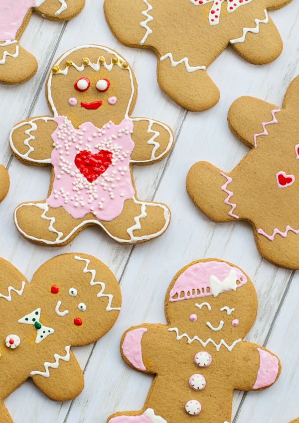 Keto Gingerbread Cookie Recipe for Christmas
